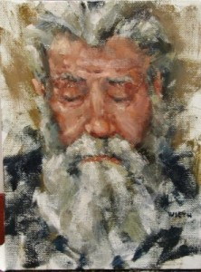 Old_Man 14cx11 oil