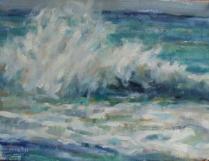 Capo Wave 9x12 oil