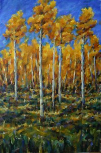 Giants of Fall 36x24 oil hq