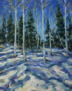 Winter Light 20x16 oil HQest